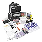 Emergency Zone Deluxe 2 Person Urban Survival Kit - Black