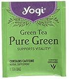 Yogi Organic Simply Green Tea, 16 ct