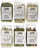 PastaDeliziosa 1 Each assorted flavors, assorted all, 4.5 Pound (Pack of 6)