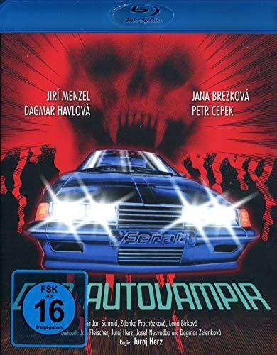 Der Autovampir - Limitiert auf 1000 Stück [Blu-ray]