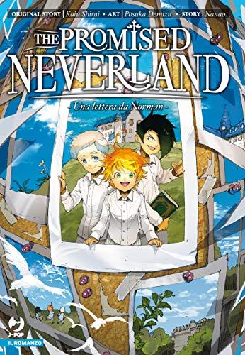 Una lettera da Norman. The promised Neverland
