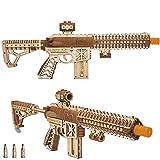 Wood Trick - Puzzle de Madera - Puzzle 3D - Arma de Asalto AR-T