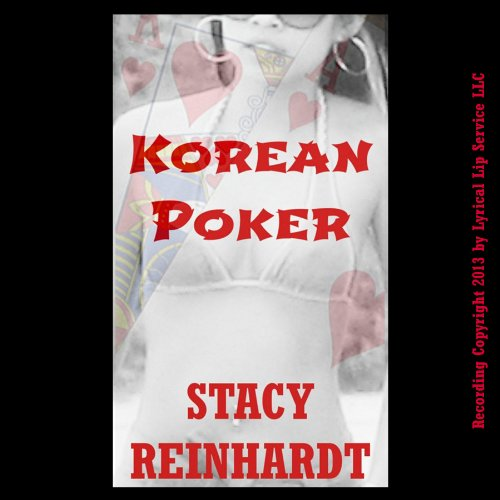 Korean Poker audiobook cover art