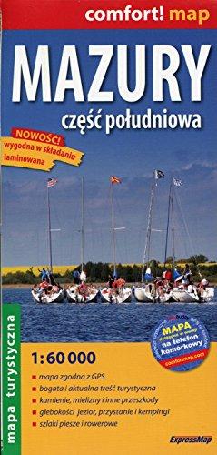 Preisvergleich Produktbild Mazury czesc pólnocna / Masuren - Südlicher Teil 1 : 60 000