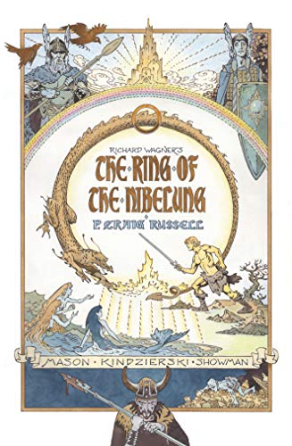 The Ring of Nibelung (The Ring of the Nibelung) (English Edition)