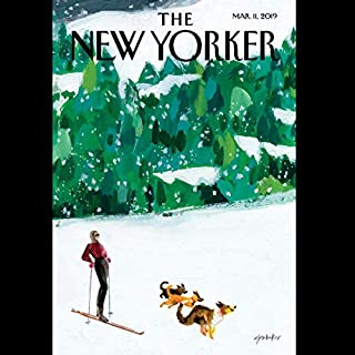 The New Yorker, March 11th 2019 (David Remnick, Jane Mayer, Evan Osnos) Titelbild
