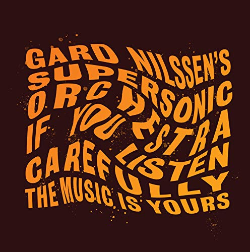 If You Listen Carefully The Music Is Yours