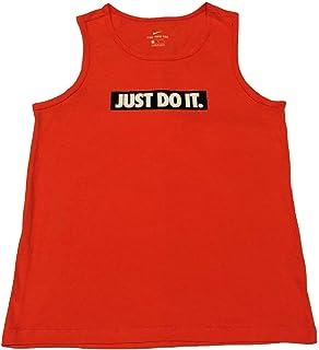 Men's Just Do It Crimson Tank Top