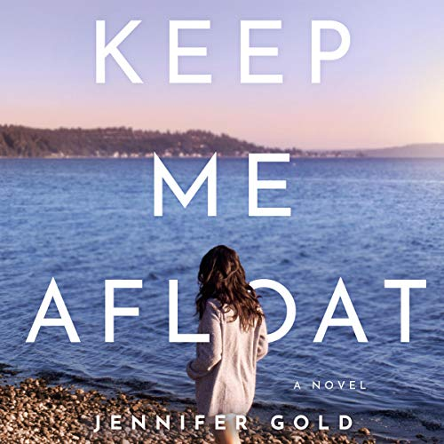 Keep Me Afloat audiobook cover art