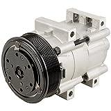 AC Compressor & A/C Clutch For Ford F250 F350 E350 E450 F-250 F-350 E-350 Thunderbird Super Coupe & Mercury Cougar XR-7 - BuyAutoParts 60-01393NA NEW