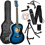 3ème avenue Acoustic Guitar Pack Premium - Blueburst