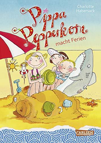 Pippa Pepperkorn 8: Pippa Pepperkorn macht Ferien (8)