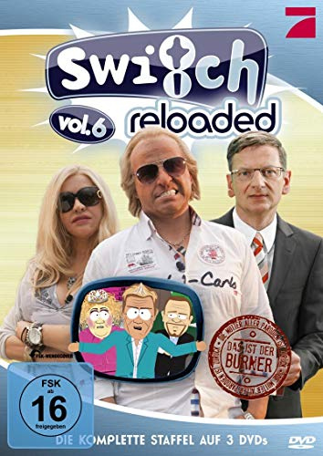 Switch Reloaded, Vol. 6 (3 DVDs)