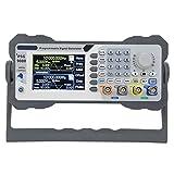 Generador de Señales, Generador de Funciones de Canal Dual Programable PSG9080 80MHZ, Generador de Ondas Arbitrarias, Modulación de Amplitud de Señal, con Rendimiento Estable y Duradero(EU Plug 220v)