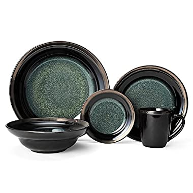 Mikasa Jade 40 Piece Dinnerware Set, Service for 8