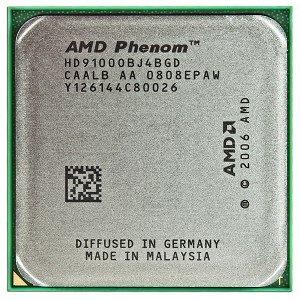 HD9100OBJ4BGD Processore AMD Phenom X4 Quad-Core 9100e 1.80GHz HD9100OBJ4BGD