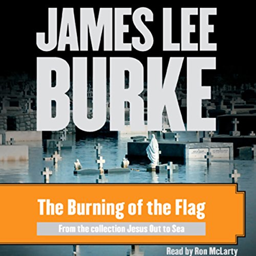 The Burning of the Flag audiobook cover art