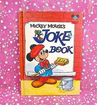 MICKEY MOUSE JOKE BOOK (Disney's Wonderful World of Reading) - Book  of the Disney's Wonderful World of Reading