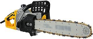 VIY Motosierra Eléctrica 6280W, Motosierra, Auto-Lubrificación, Cambio de Espada sin Herramienta, Doble Interruptor de Seguridad, Plug-in Power Supply