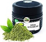 Cibocrudo Matcha In Polvere Biologica Cruda, Powder Raw Organic, Matcha Green Tea, Tè Verde Matcha Bio, Senza Pesticidi, Etichette In Italiano - 100 gr
