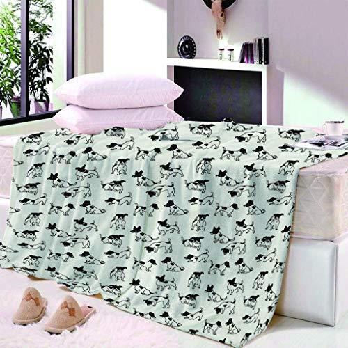 WFF-chair 3D Lebendige Hautfreundliche Fleece-Sofadecke, Sherpa Decke Warm weich und bequem Plüsch Licht Cozy Decke Picknick-Decke for Sofas, Betten, Vier Jahreszeiten (Size : 70x100cm)
