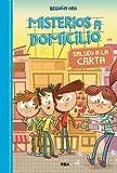 Misterios a domicilio #5. Salseo a la carta (FICCIÓN KIDS) (Spanish Edition)
