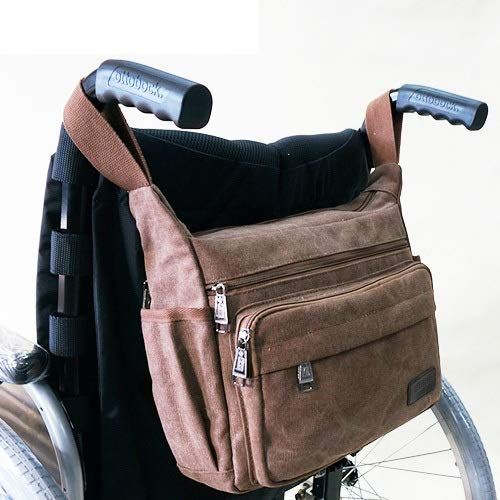 CHAIR Mochila con silla de ruedas bolsa de almacenamiento - Llevar Accesorios Bolsa de silla de ruedas, andadores balanceo; Sillas de transporte - Silla de ruedas Bolsa portátil