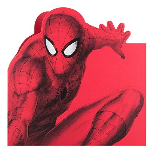 Hallmark Marvel Spiderman Card 'Blank' - Medium
