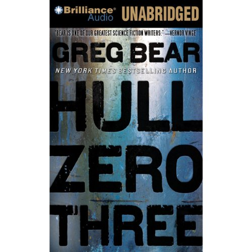 Hull Zero Three audiobook cover art