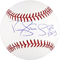 """Darryl Strawberry New York Mets Autographed Baseball with""""83 ROY"""" Inscription - Autographed Baseballs"""