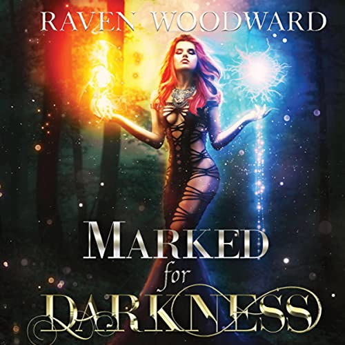 Couverture de Marked for Darkness