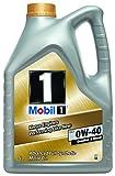Mobil 1 FS 0 W-40 - Lubricante Motor Automóvil, 5 l