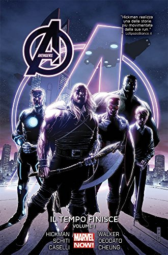 Il tempo finisce. Avengers: 1