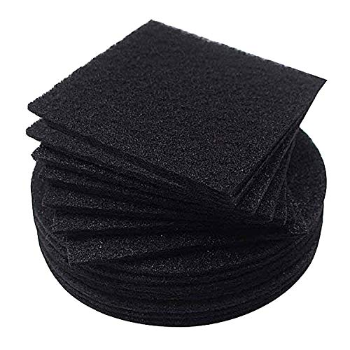 Buy 14 Pack Compost Pail Filters, Activated Carbon Filters Compost Bin Replacement Filters 6.5, 7 R...