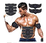 Belanto 6 pack abs stimulator/Wireless Abdominal and Muscle Exerciser Training Device Body Massager/6 pack abs stimulator/mart Fitness Abs Maker/Exerciser Training Device Massager