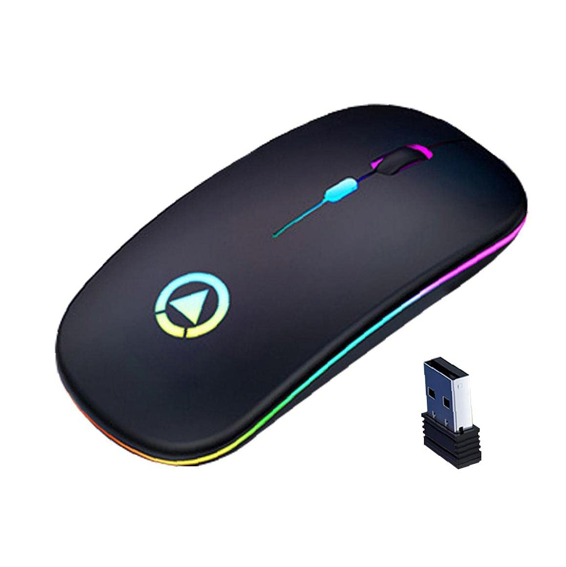 Wireless Mouse Bluetooth Gaming Re Optical 55% OFF USB A2 Ranking TOP13