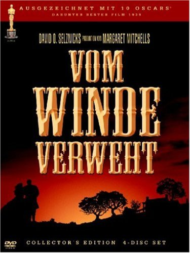 Vom Winde verweht [Special Edition] [4 DVDs]