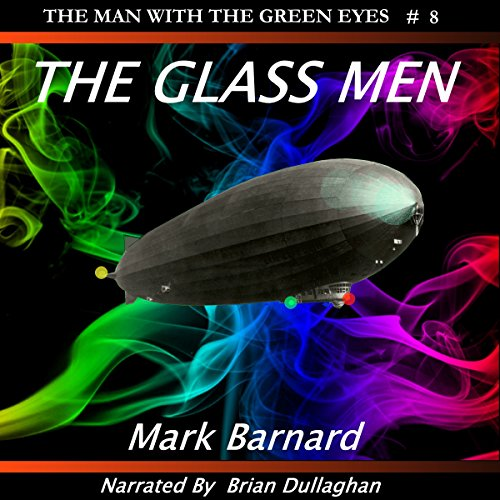The Glass Men audiobook cover art