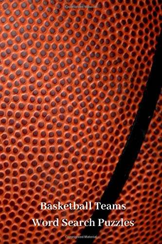 Basketball Teams Word Search Puzzles