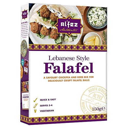 Al'fez Authentic Falafel Mix 150 g (Pack of 12)