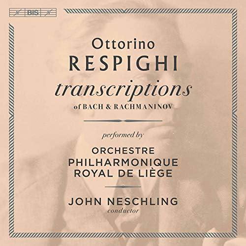 Orchestre Philharmonique Royal de Liège feat. John Neschling