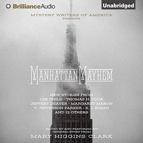 Manhattan Mayhem cover art