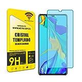 actecom Cristal Templado Protector Pantalla 0.2MM para Huawei P30 Lite