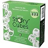 Asmodée Story Cubes: Primal - Juego de dados, Multilenguaje