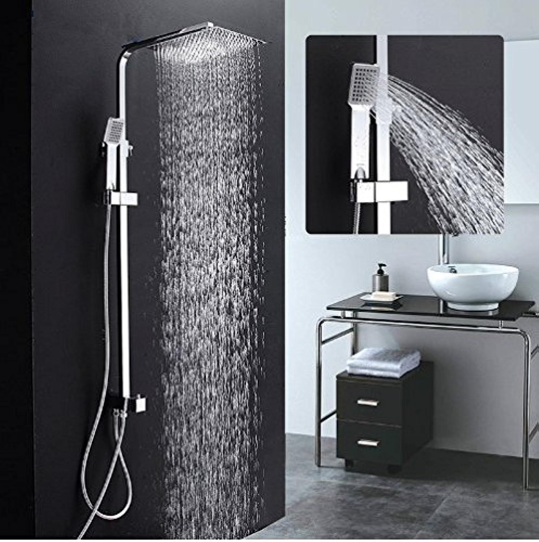 Gowe Badezimmer Dusche Wasserhahn Set Badewanne Dusche Wnde Badezimmer Wasserhahn Dusche Wandmontage Chrom Dusche Wasserhahn Badewanne Einhebelmischer -