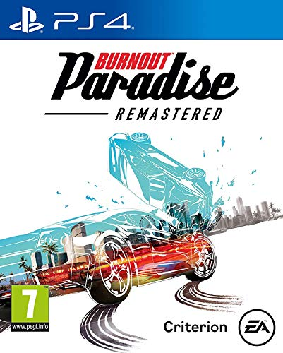 Burnout Paradise Remastered PS4 - Other - PlayStation 4