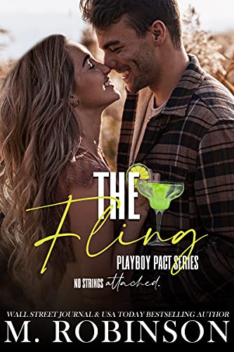 The Fling : Single Mom Romance (Playboy Pact)
