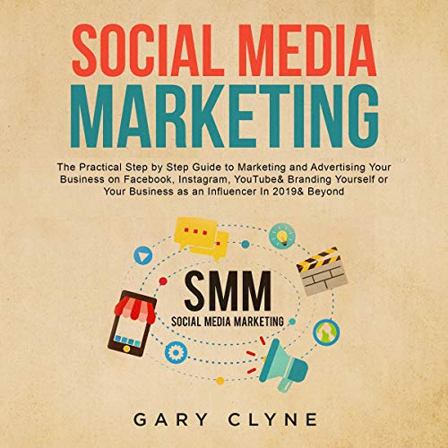 Social Media Marketing cover art