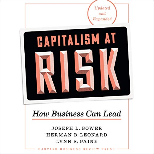 Capitalism at Risk, Updated and Expanded cover art