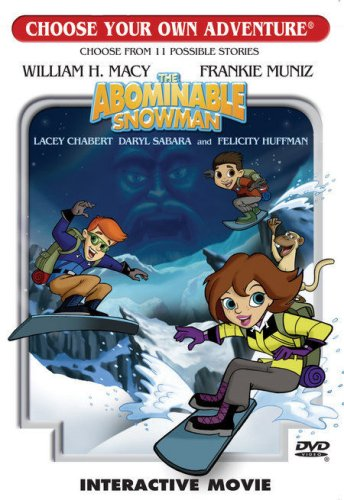 Choose Your Own Adventure: The Abominable Snowman [Reino Unido] [DVD]